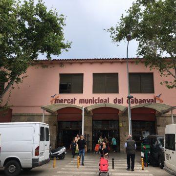 Cabanyal Market in Valencia